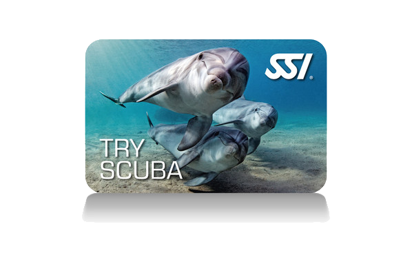 SSI Try Scuba program