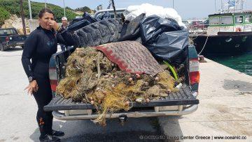 Sea cleaning day 20 April 2019, Nikiti
