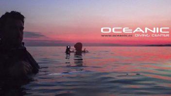 #IAMOCEANIC #OceanicDivingCenter #Nikiti #BoatdivingHalkidiki #Berthaboatdiving #ScubadivingHalkidiki, #DPVrentalNikiti