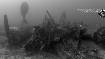Wreck diving week Croatia October 2020