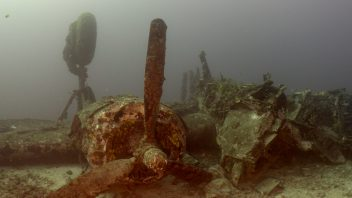 Wreck diving week Croatia October 2021